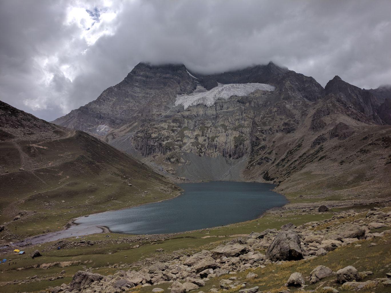Photo of Gangabal Lake By Ramya Devi