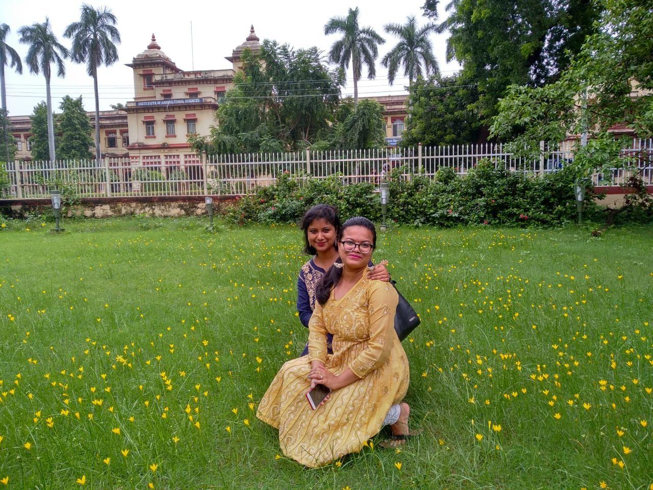 Photo of Banaras Hindu University By Rituparna Patgiri