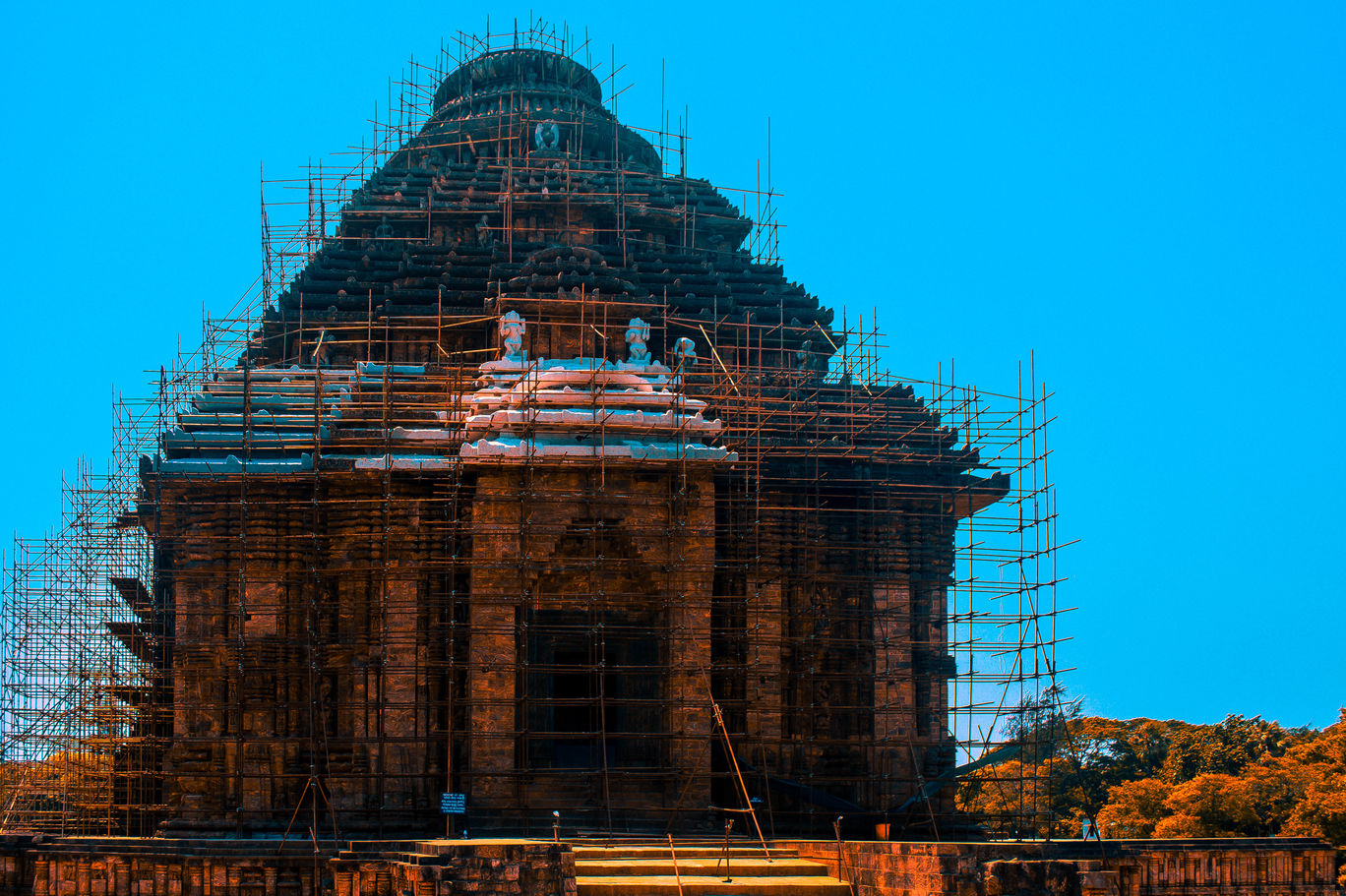 Photo of Konark Sun Temple By D Goyal