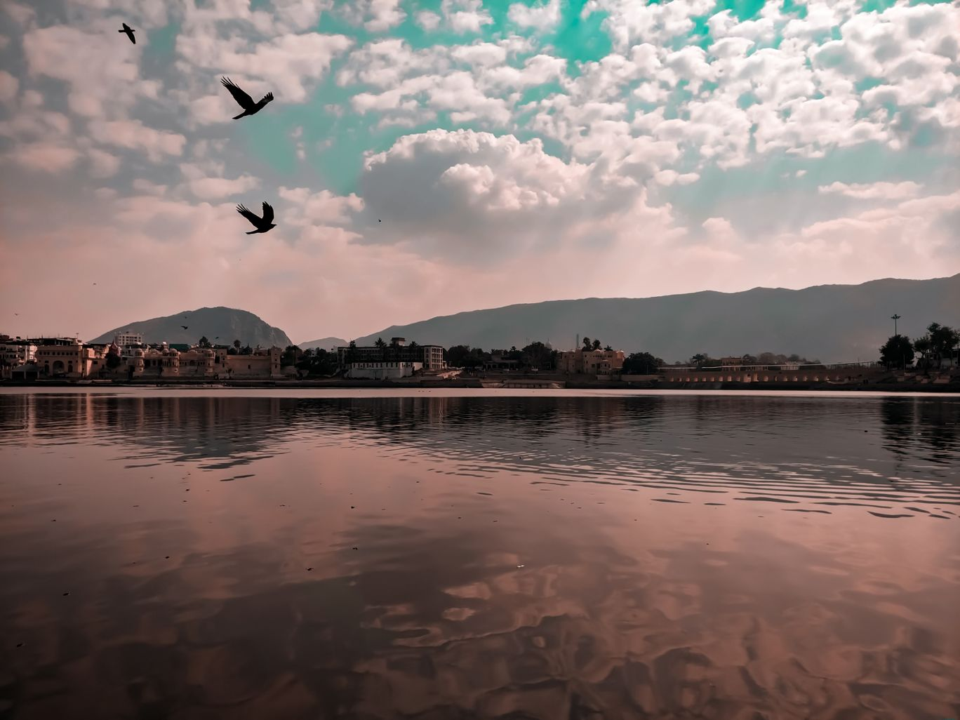 Photo of Pushkar Lake By Varun Grewal