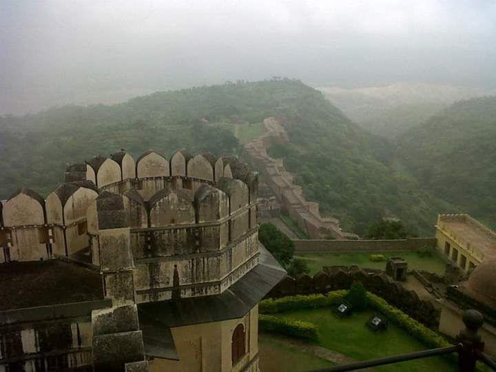Photo of Kumbhalgarh Fort By Wanderlust Ashok