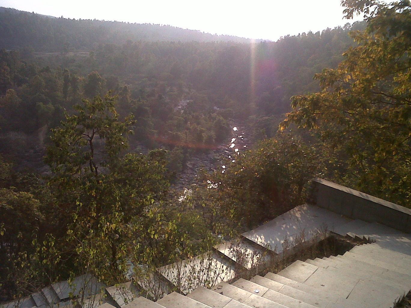 Photo of Jonha Water Falls By Wanderlust Ashok