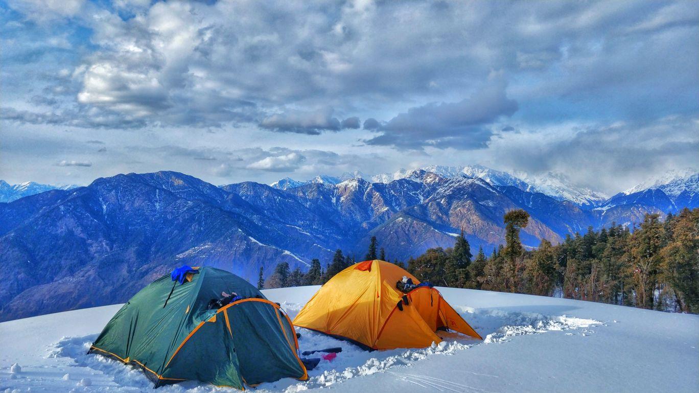 Photo of Kedarkantha Peak By Anish Talwaria