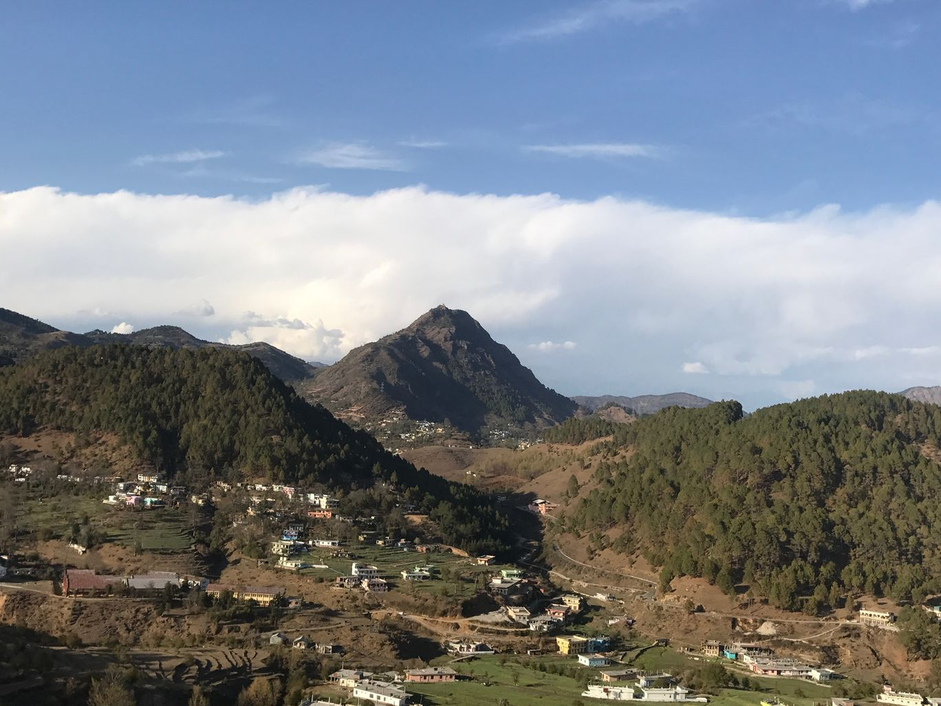 Photo of Chandak Hill By kavindra bisht