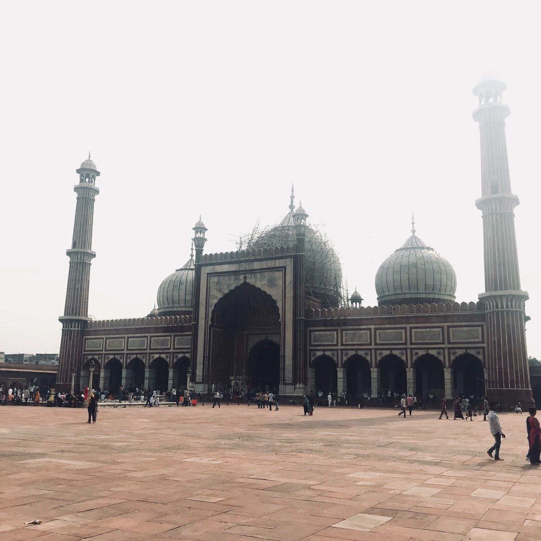 Photo of Jama Masjid By kavindra bisht
