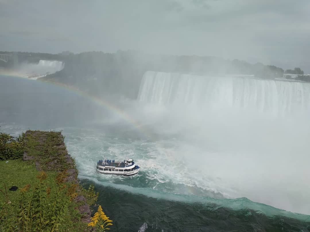 Photo of Niagara Falls By Uday Upreti