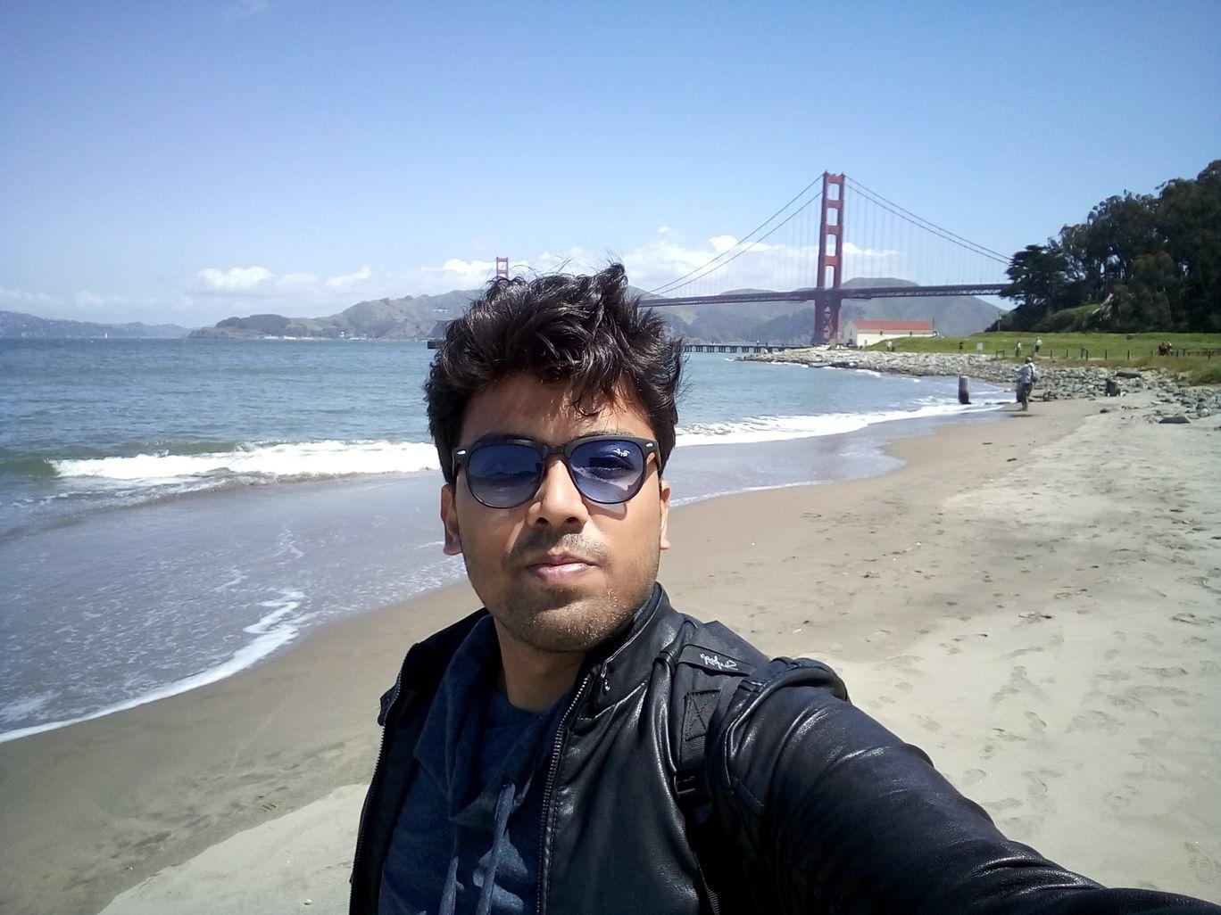 Photo of Golden Gate Bridge By Uday Upreti