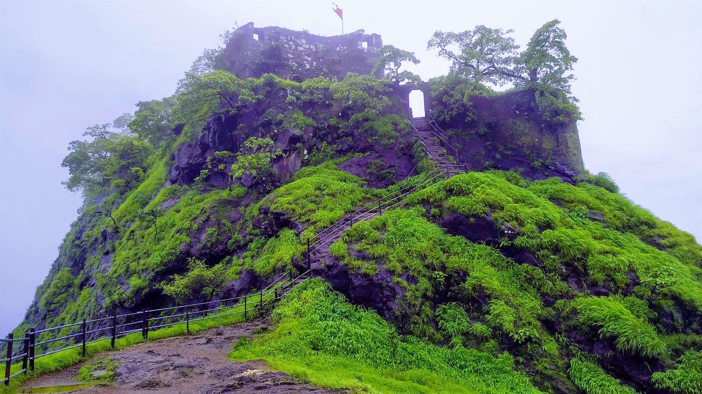 Photo of Karnala Fort By MUhammed Unais P