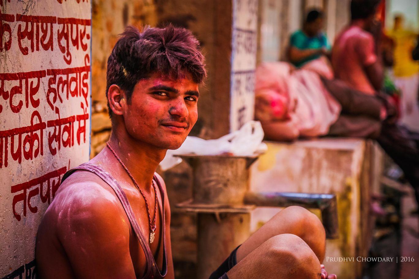 Photo of Holi in Barsana By Prudhvi