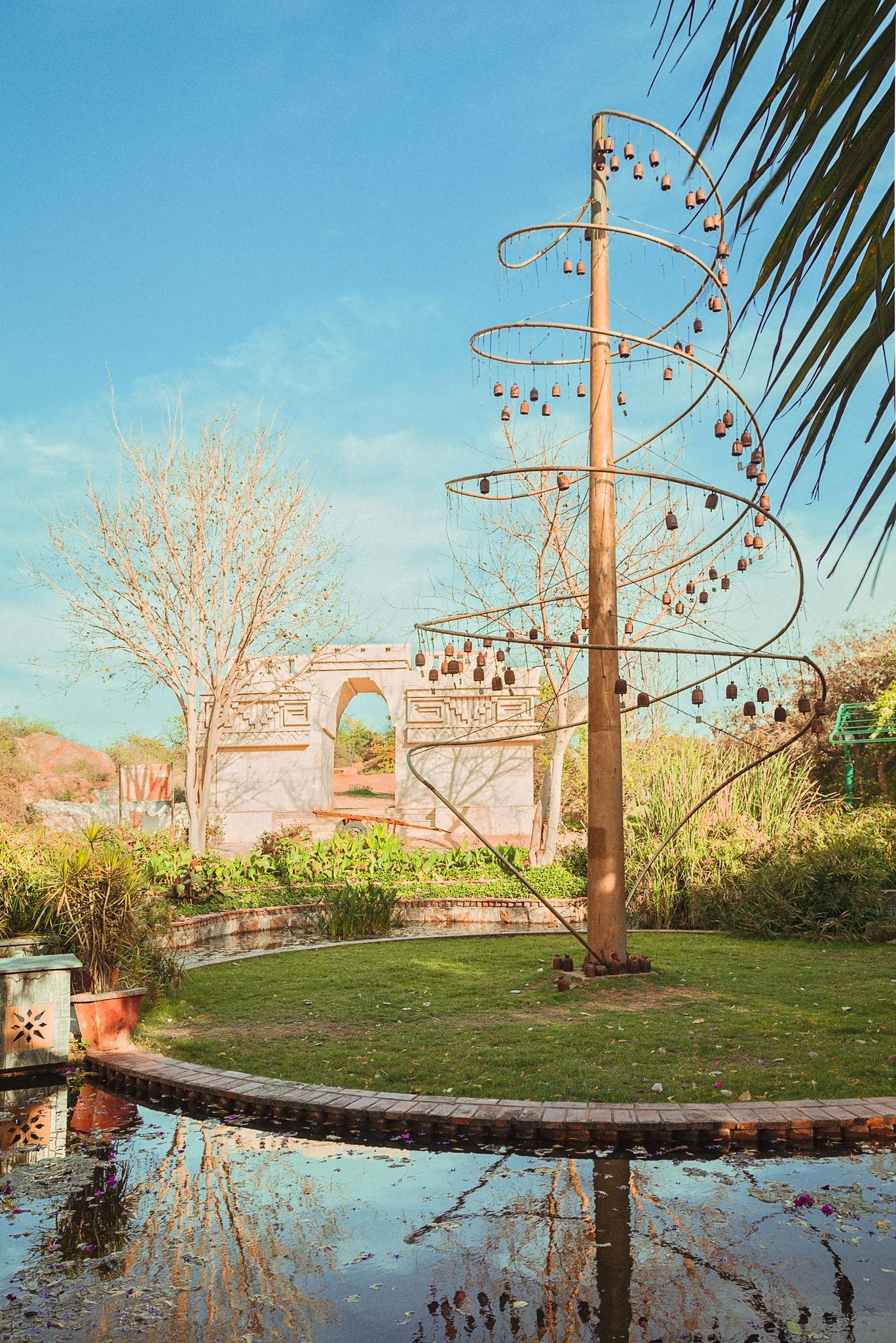 Photo of The Garden of Five Senses By Kunal Khurana