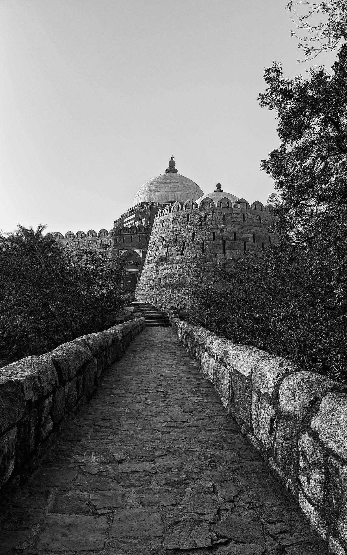 Photo of Tughlaqabad Fort By Kunal Khurana