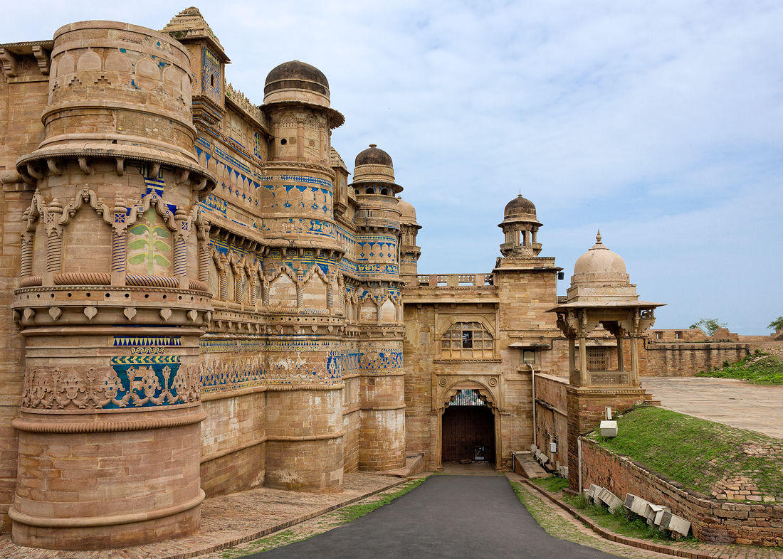 Photo of Gwalior Fort By Kunal Khurana