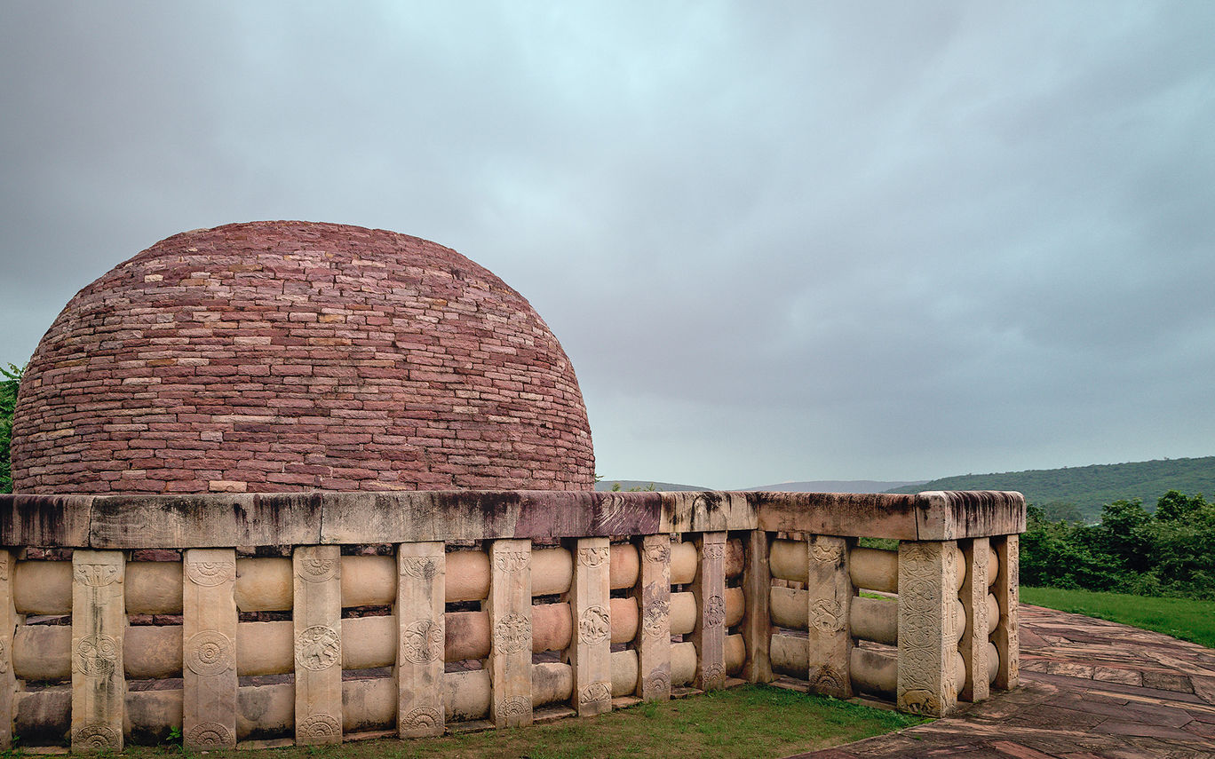 Photo of Sanchi Stupa 2 By Kunal Khurana