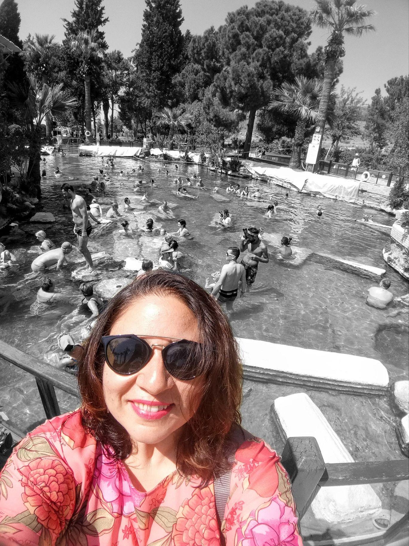 Photo of Cleopatra Pools By Shambavi Ganju