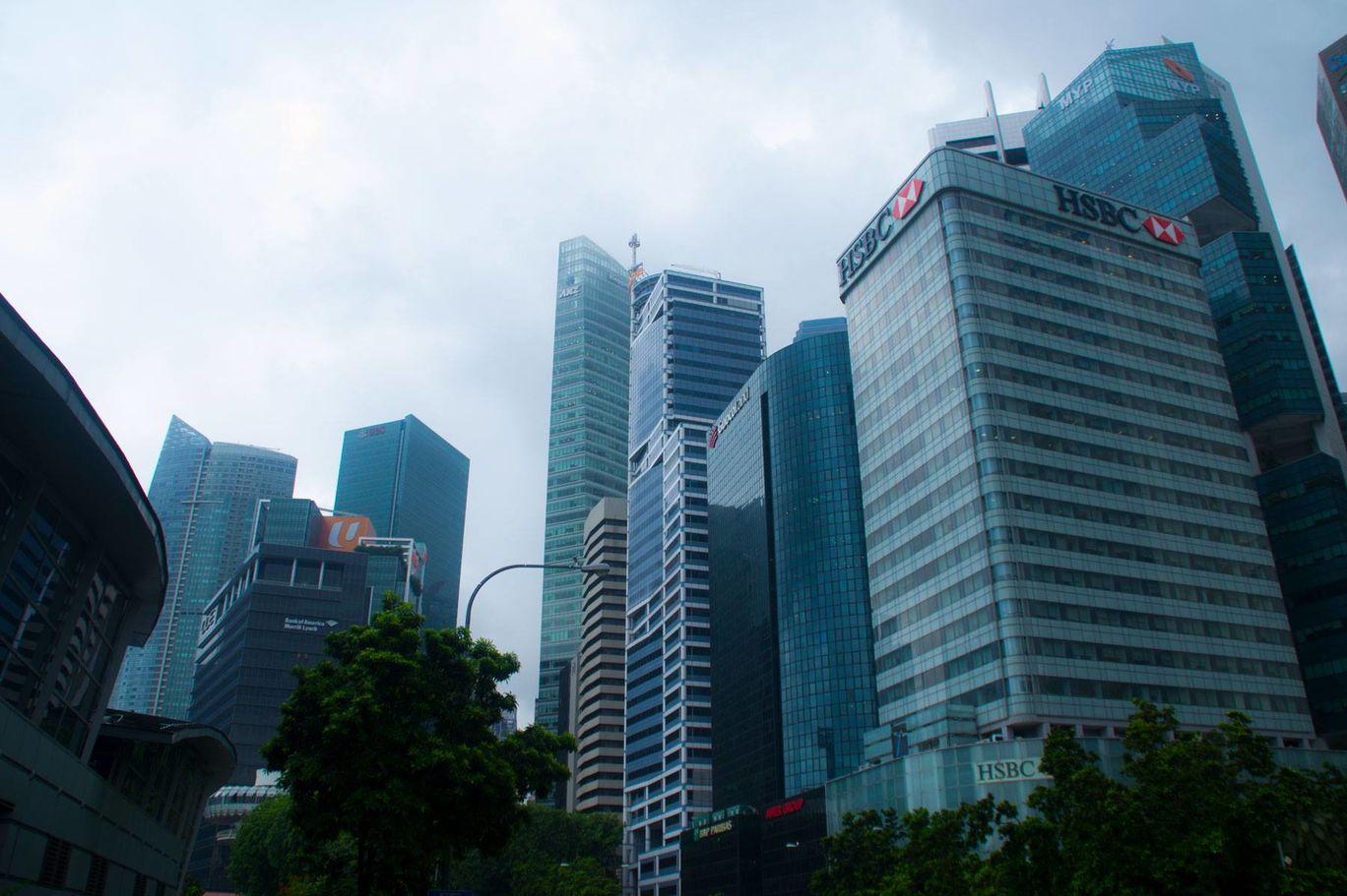Photo of Singapore By Raviteja Govindaraju