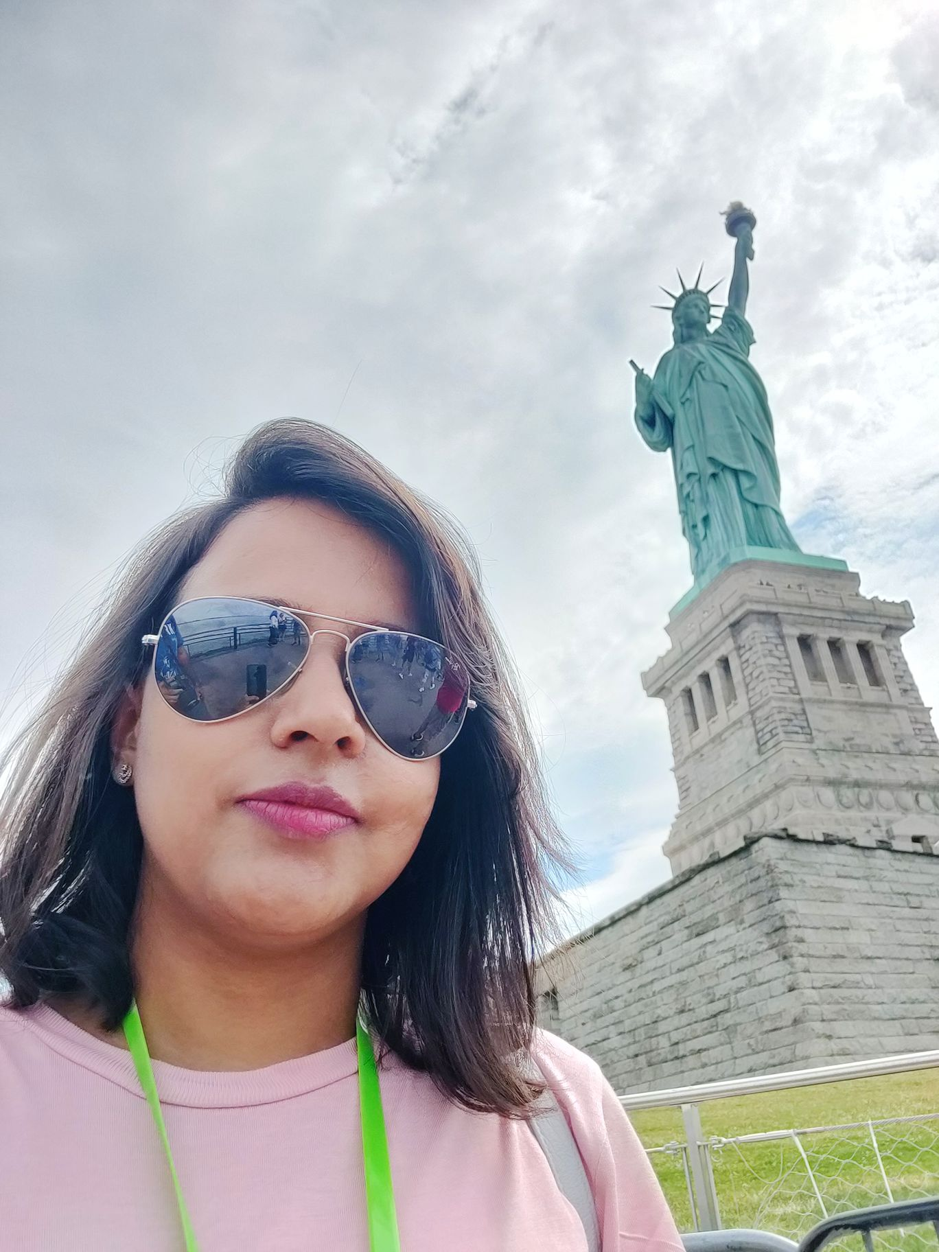 Photo of Statue of Liberty National Monument By Dr. Neha Mishra