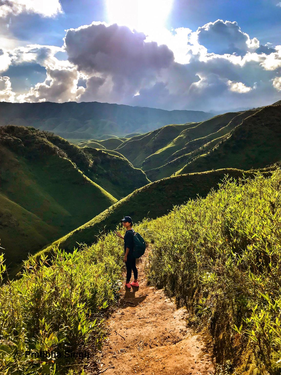 Photo of Dzukou valley !! By Pratibha Singh