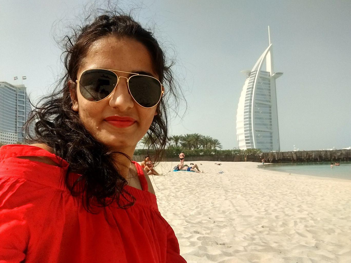 Photo of Burj Al Arab Jumeirah - Jumeirah Street - Dubai - United Arab Emirates By Kanchan Hansrajani
