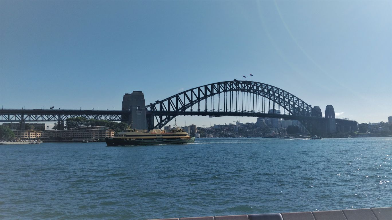 Photo of Sydney Harbour Bridge By Meenakshi Sharma