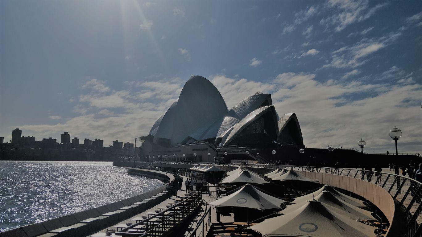 Photo of Sydney Harbour Bridge By Meenakshi Sharma