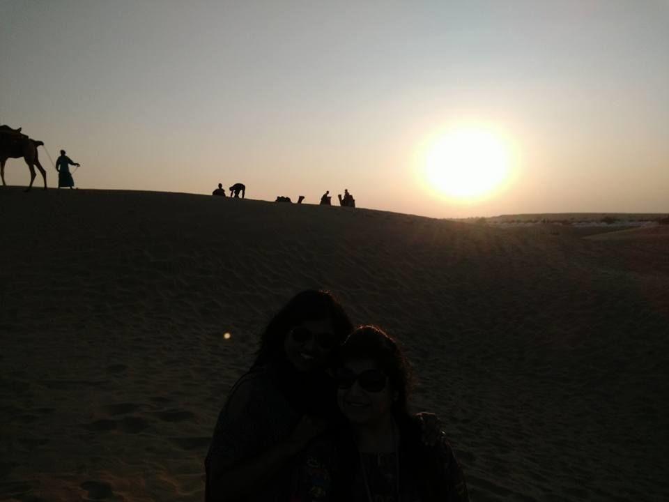 Photo of Sam Sand Dunes By Shruti Jain