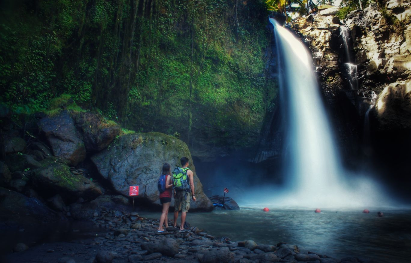 Photo of Tegenungan Waterfall By Sriranga Rao