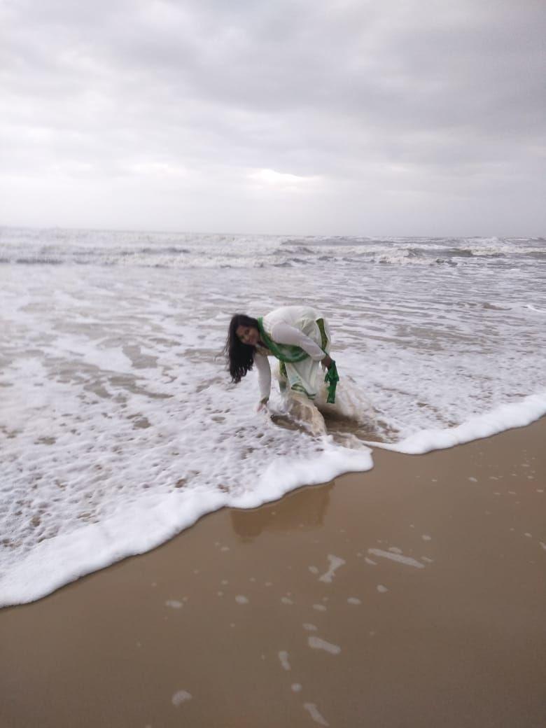 Photo of Benaulim Beach By Saziya Salmani