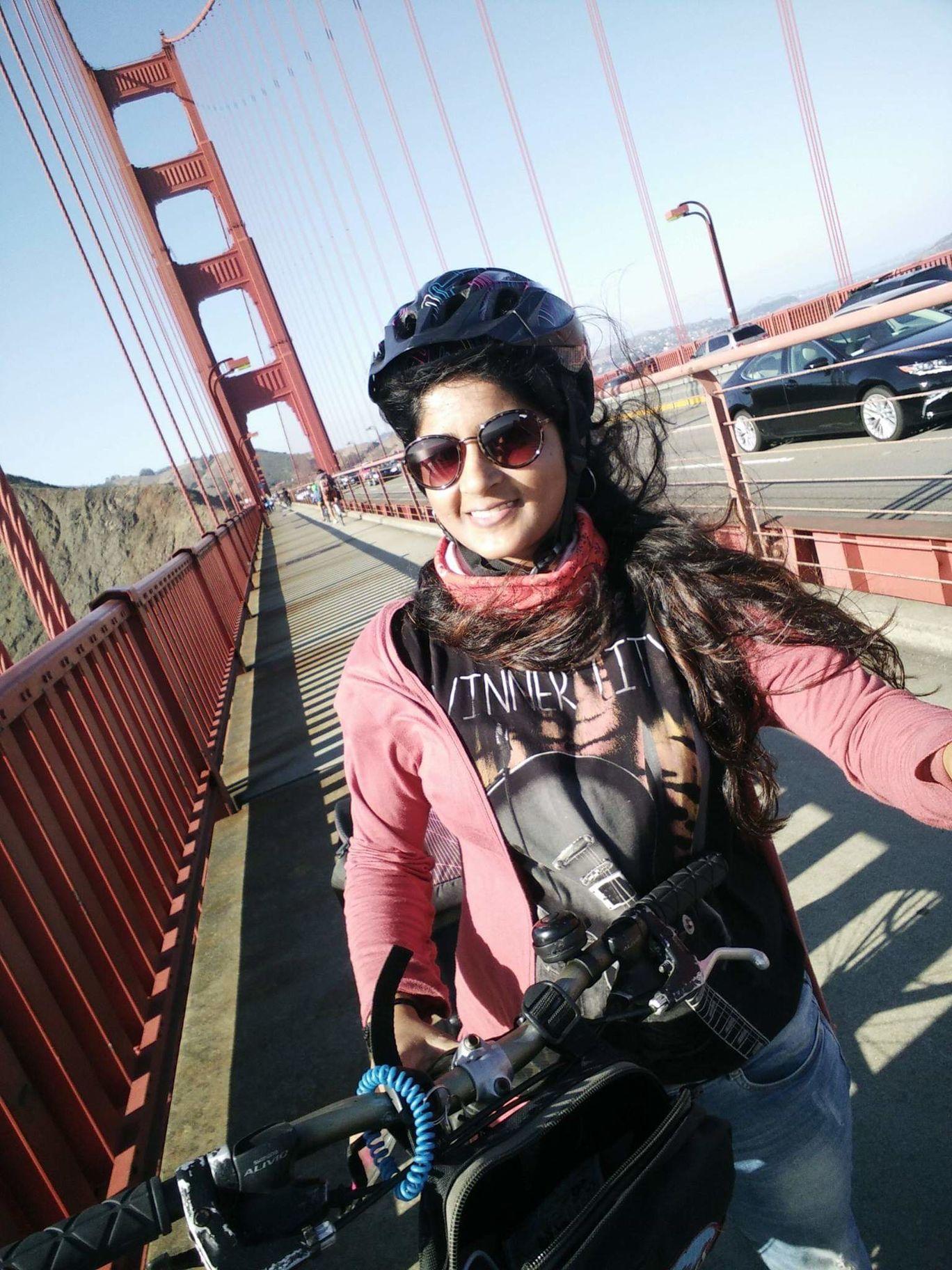 Photo of Golden Gate Bridge By Priyanka Singhania