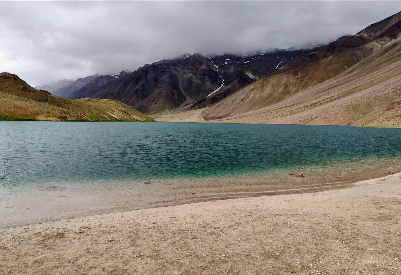 Photo of Chandrataal Lake By Bharti Chandel
