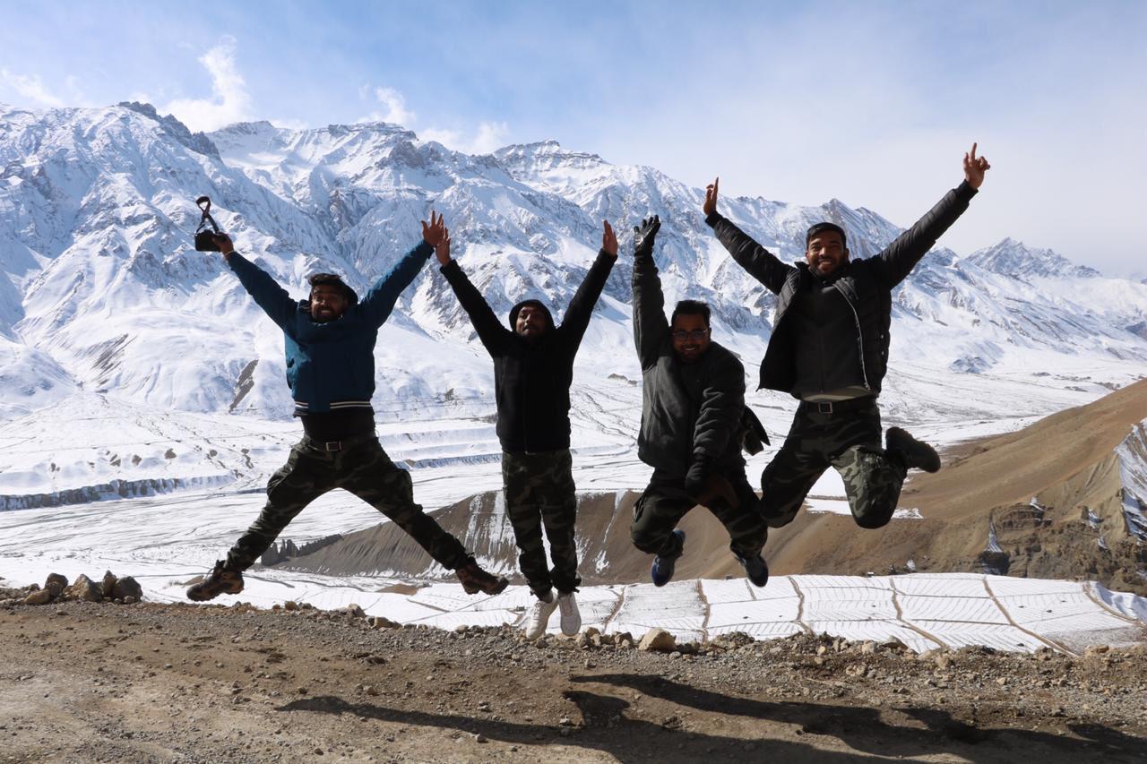 Photo of Trip To Kaza By Mandeep Tanwar
