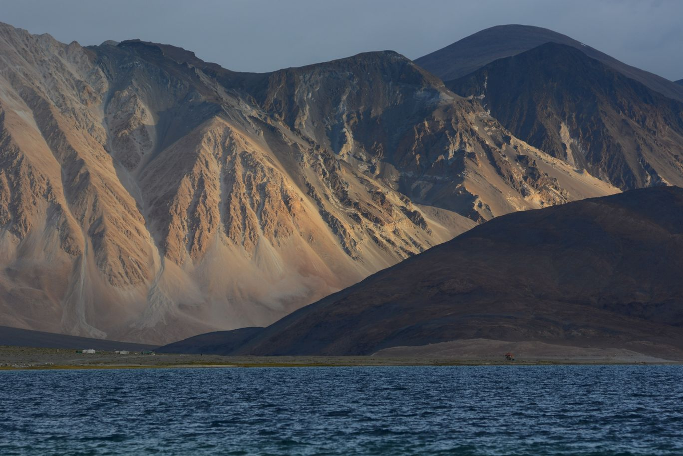 Photo of Pangong Lake By adityasoman
