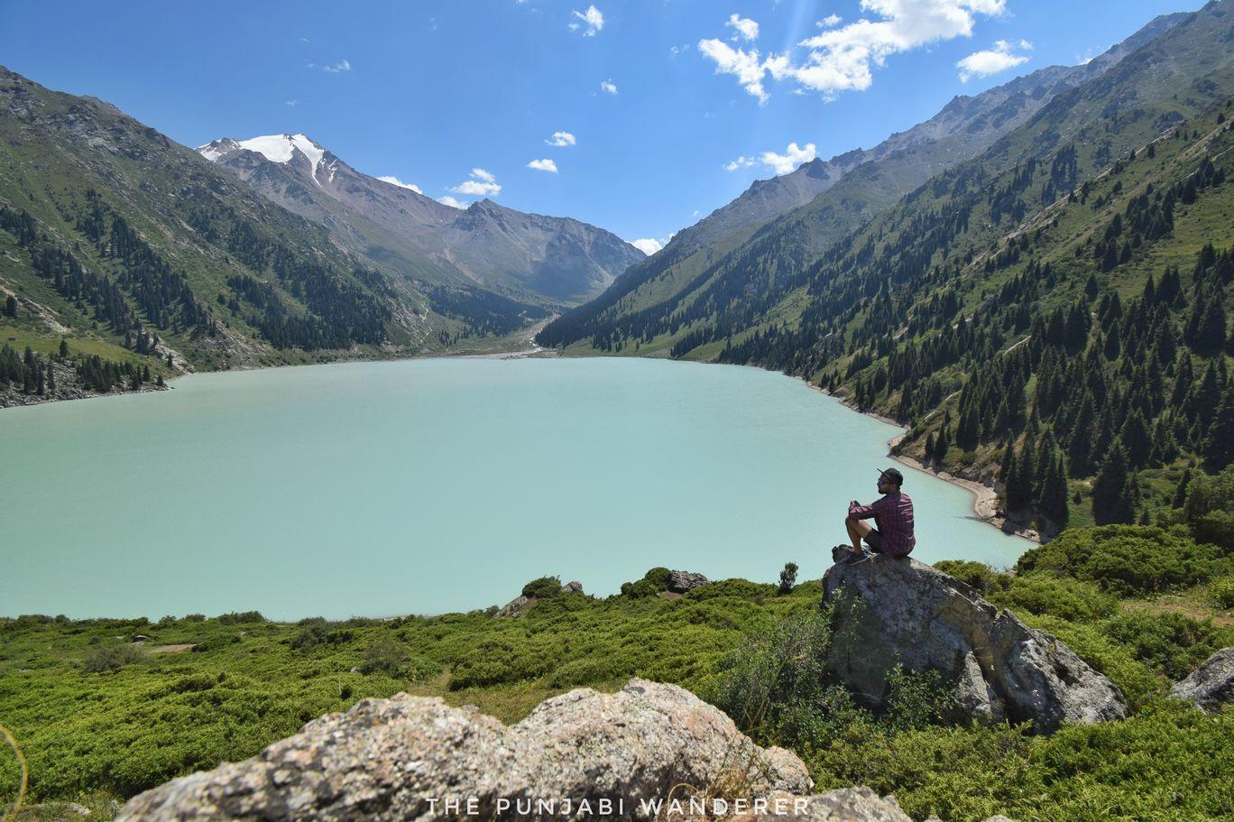 Photo of Big Almaty Lake By The Punjabi Wanderer