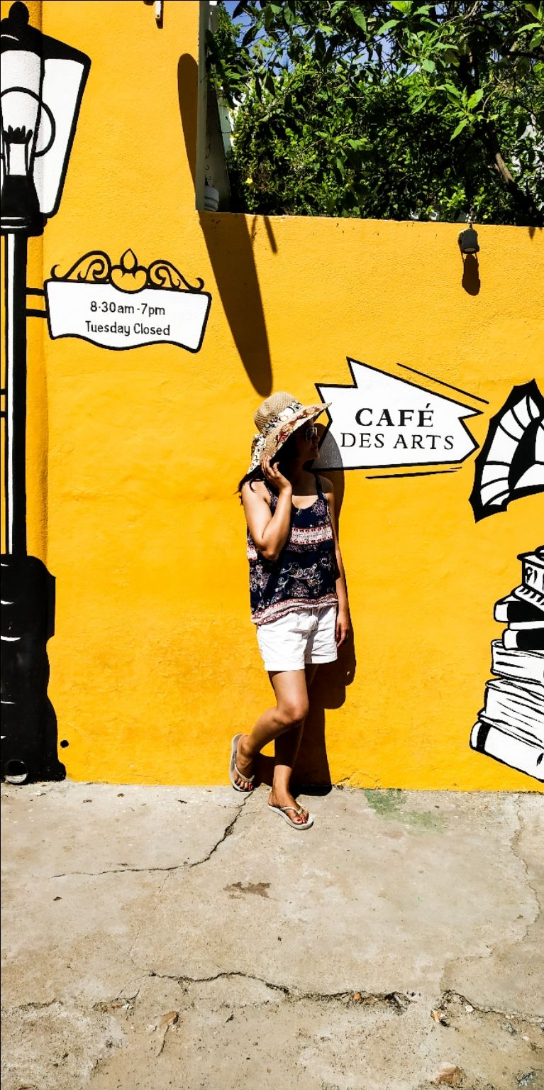 Photo of Cafe des Arts By Lalita Choudhary