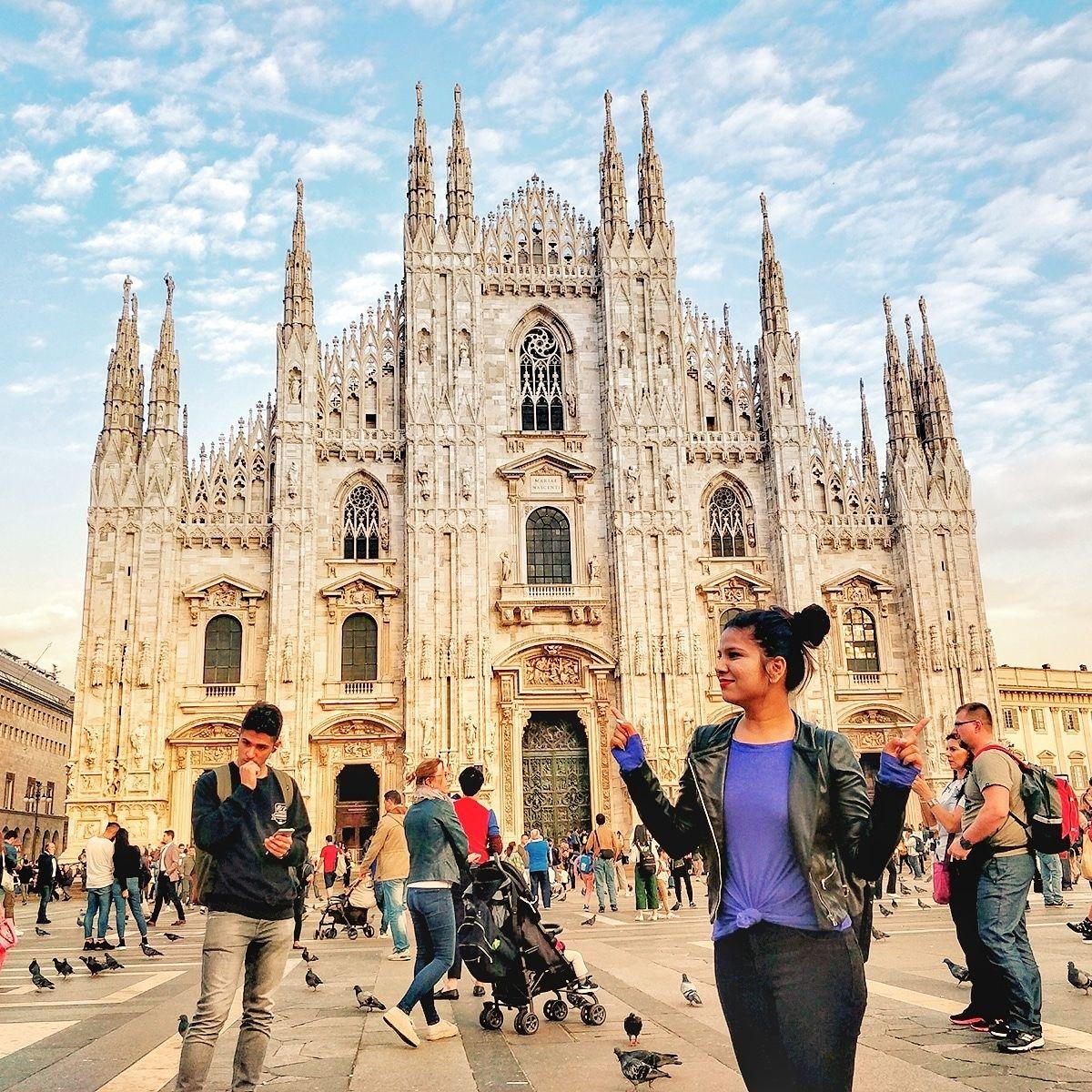 Photo of Milan By Nikita Gupta