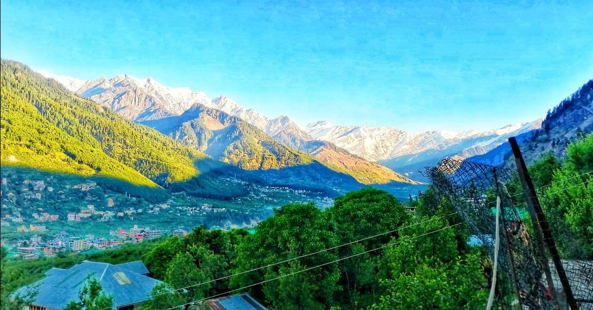 Photo of Manali - Place to fall in love with By Akhil Agarwal