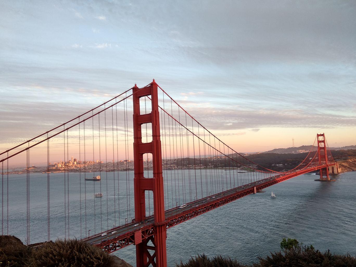 Photo of Golden Gate Bridge By Richa Agarwal
