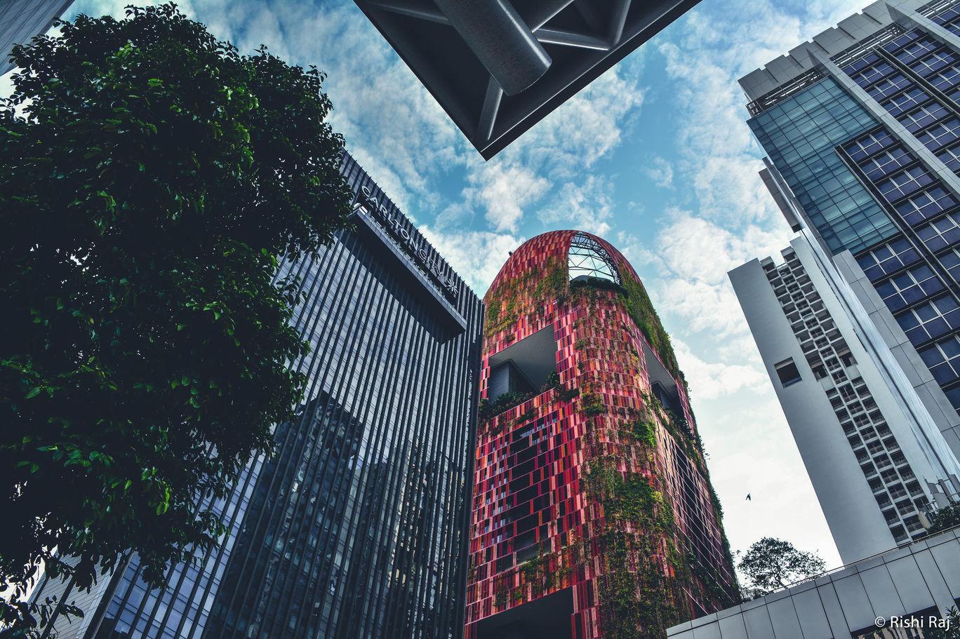 Photo of Singapore By Rishi Raj Singh