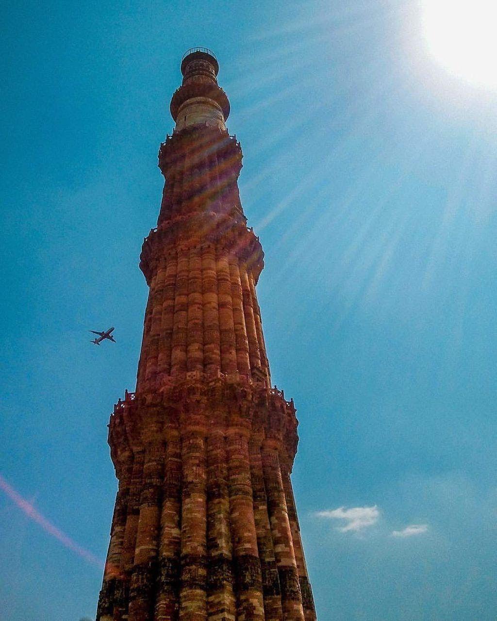 Photo of Qutub Minar By pshrutika