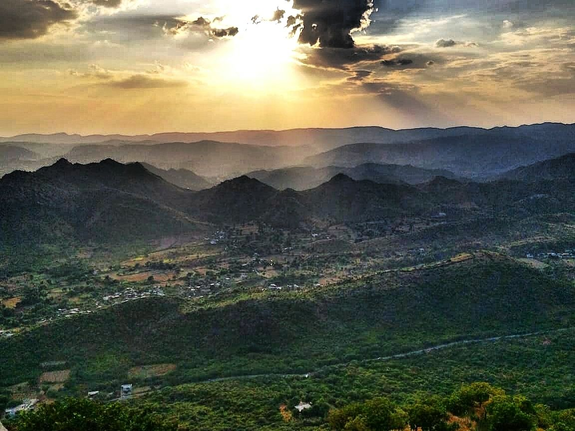 Photo of Monsoon Palace By Swagataa Chatterjee
