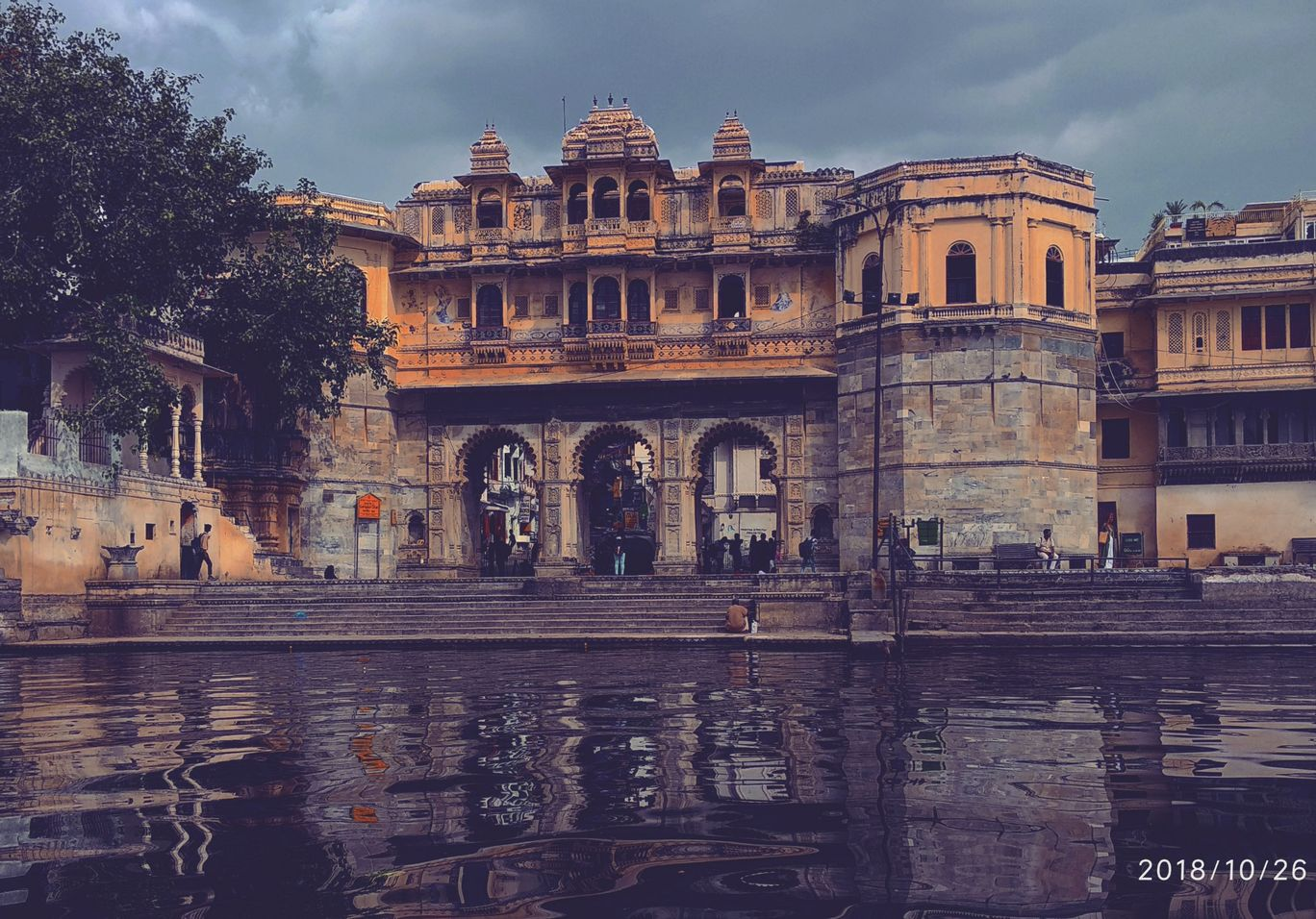 Photo of Lake Pichola By Swagataa Chatterjee