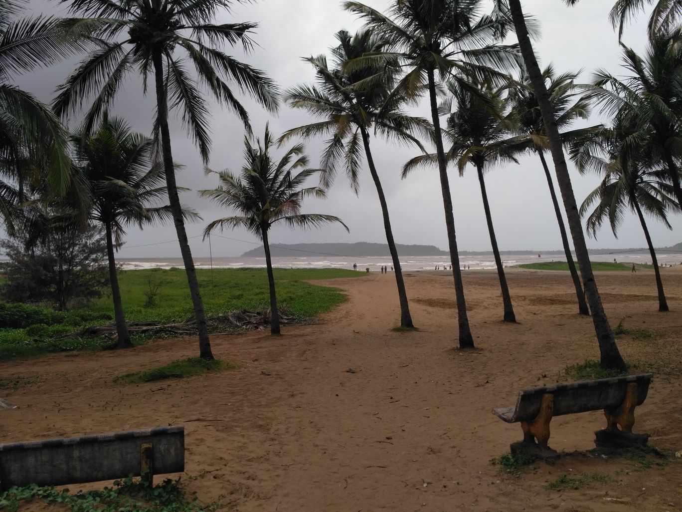 Photo of Miramar Beach By Deepaboli Roy