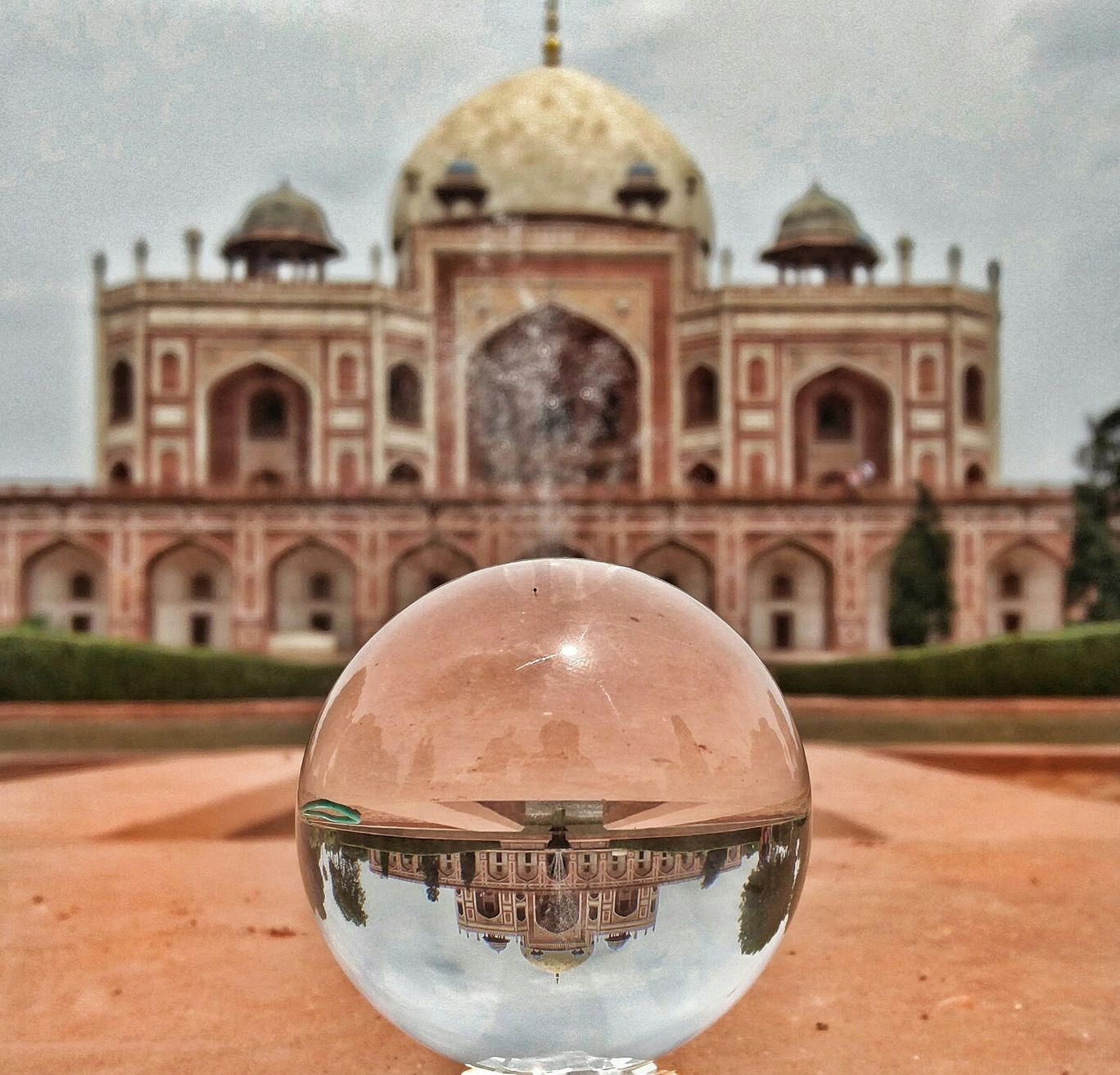 Photo of Humayun's Tomb By Puneet
