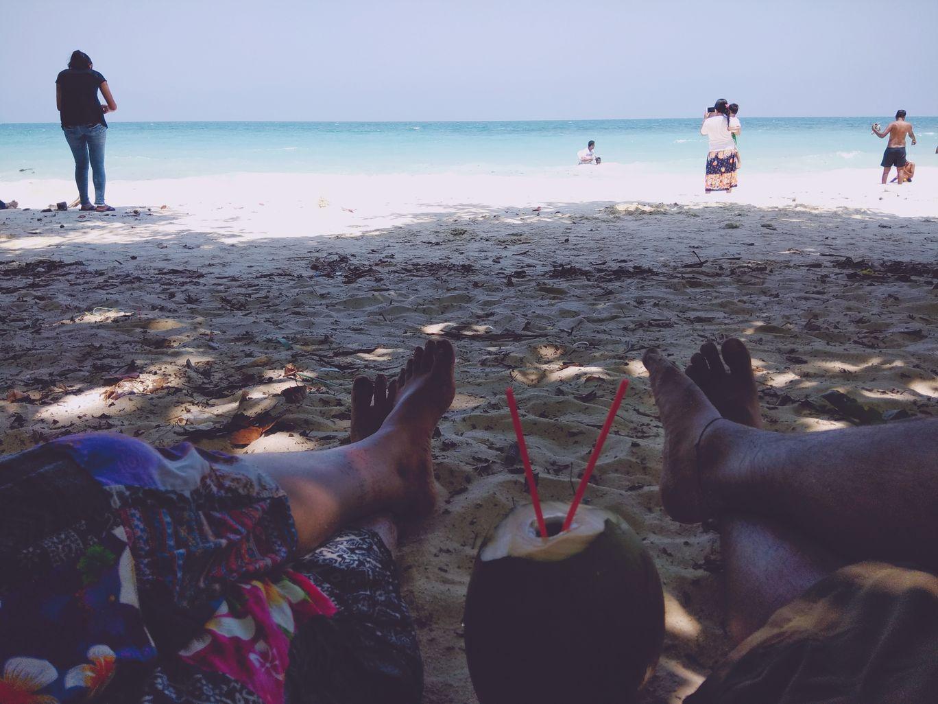 Photo of Kalapathar Beach By Tarun Nayyar