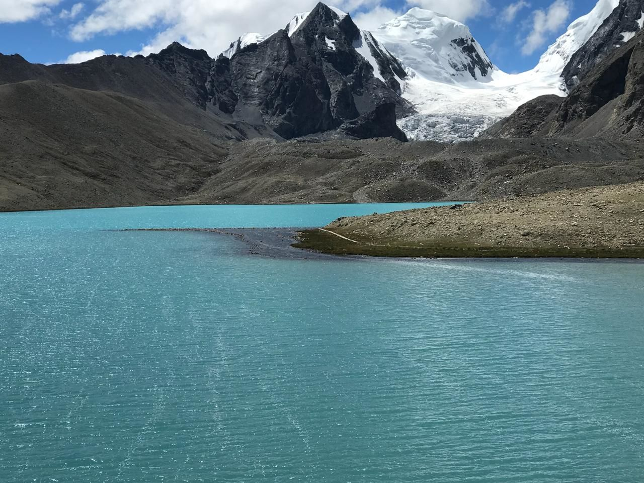 Photo of Gurudongmar Lake By Parul Singh