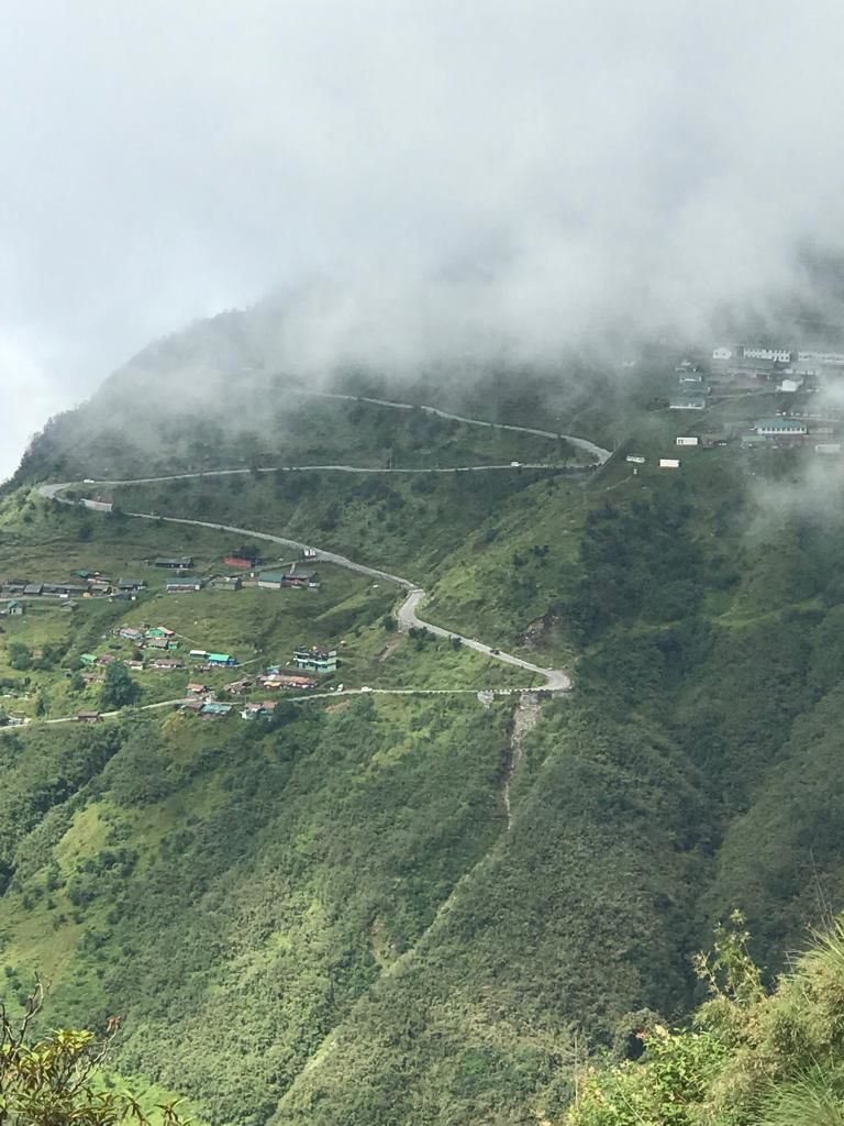 Photo of Nathula By Parul Singh