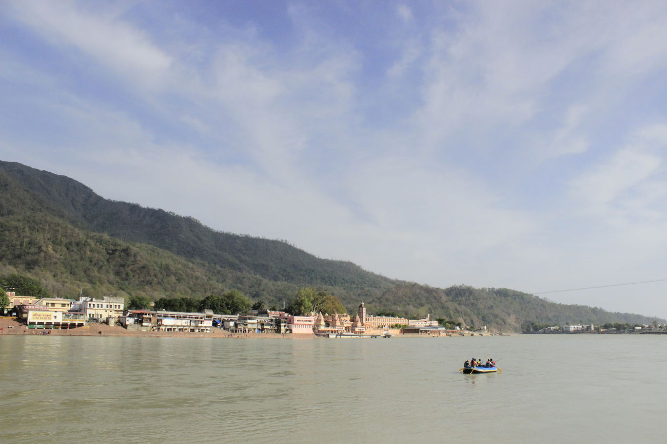 Photo of Rishikesh: Divinity & Adventure on the bank Ganges By Prasad