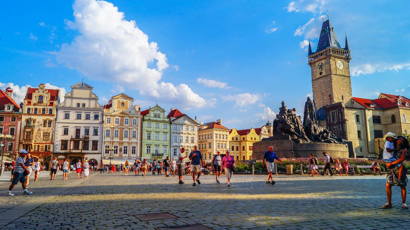 Photo of Prague By Agnirudra Sikdar