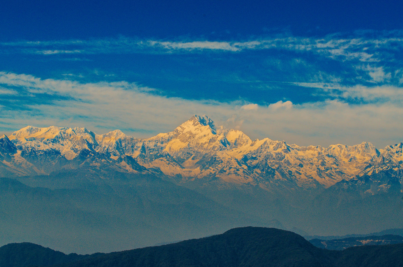 Photo of Kanchenjunga By Akhil