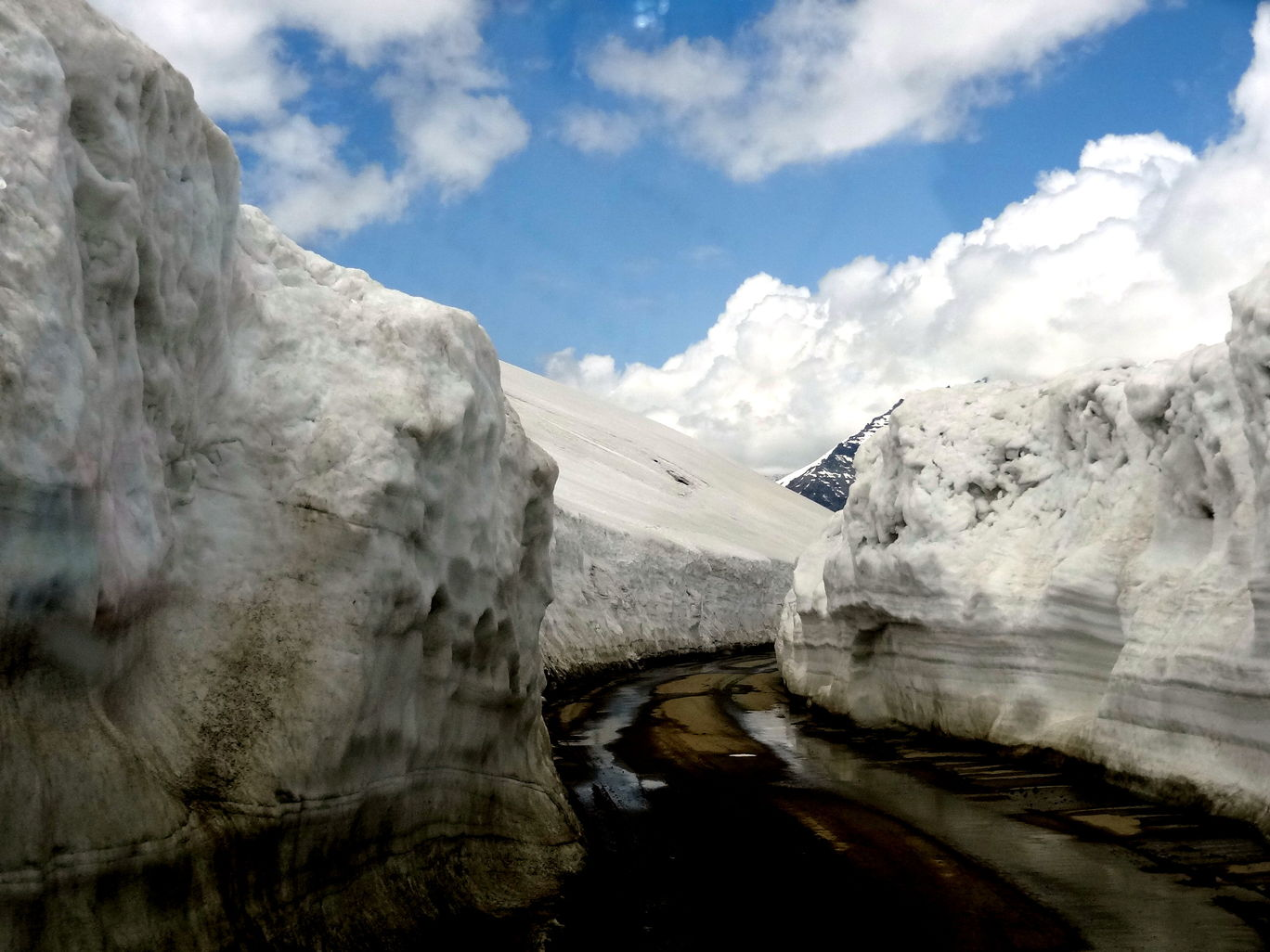 Photo of Rohtang La By Sulagna Ganguly
