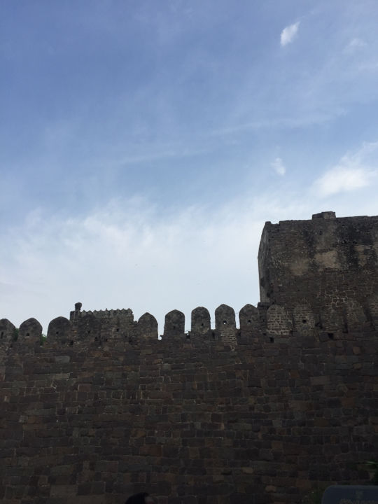 Photo of Golkonda Fort By Prajna Vegesna